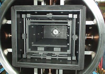 Vakuum Heizkammer